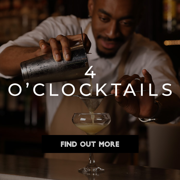 5 o'clocktails at [outlet]