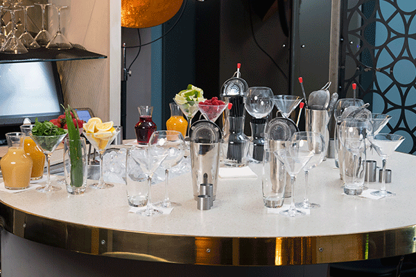 All Bar One cocktail masterclass