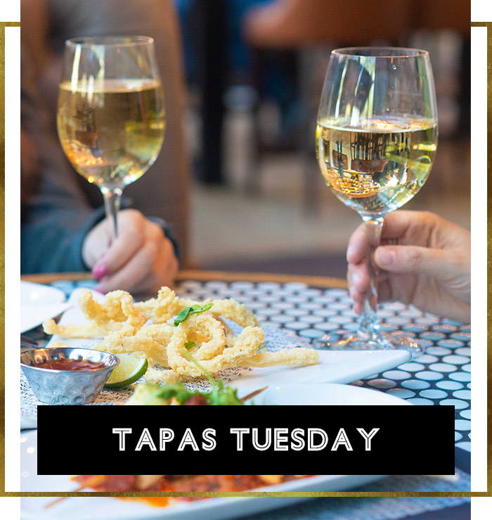Tapas Tuesday