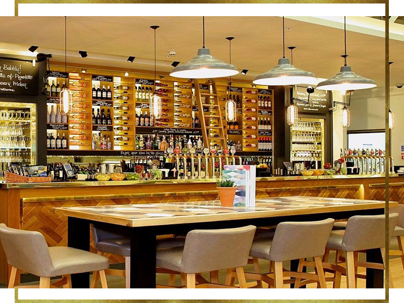 All Bar One Birmingham Airport