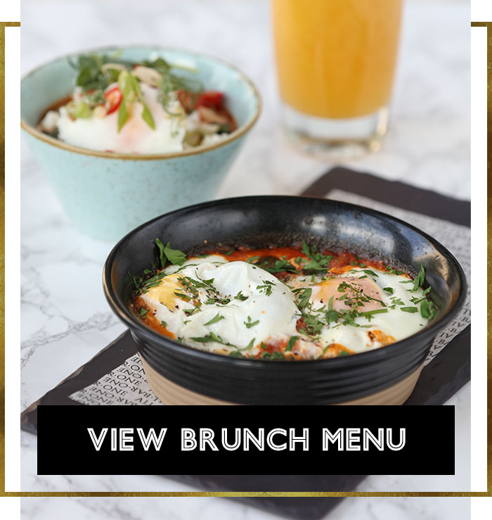 Brunch Menu