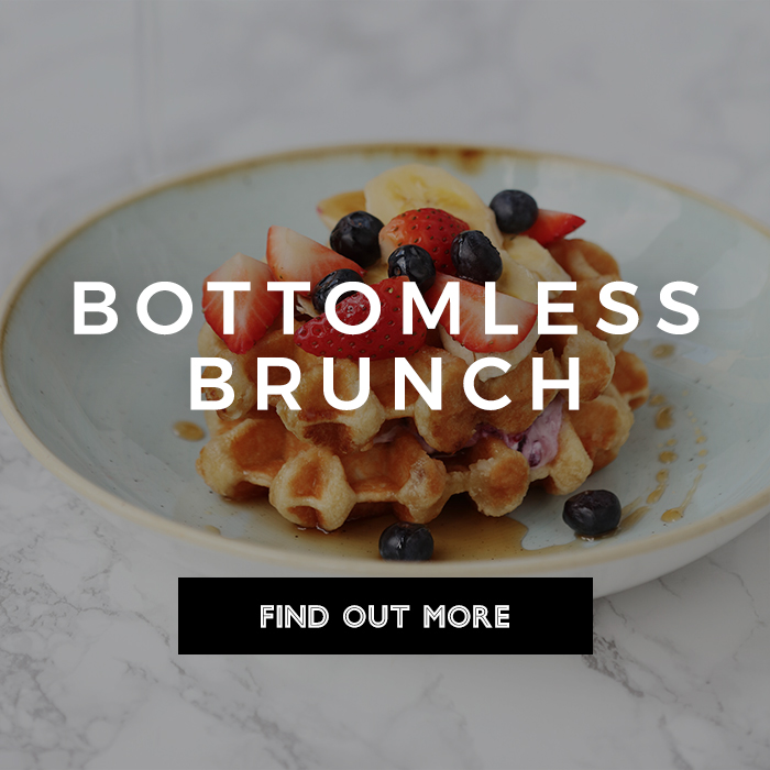 Bottomless Brunch at All Bar One Cannon Street