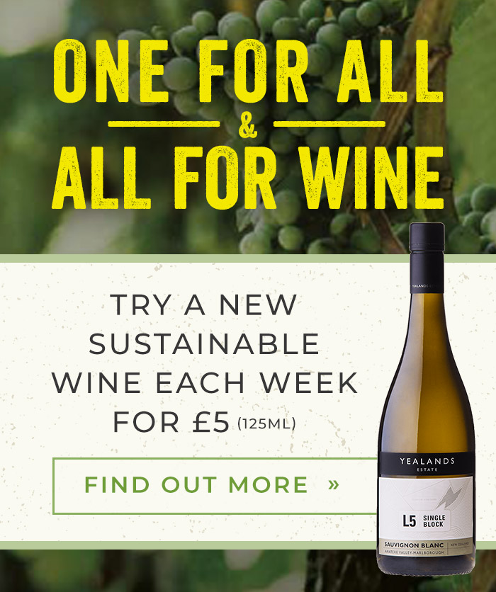 One for all & all for wine at All Bar One New Oxford Street