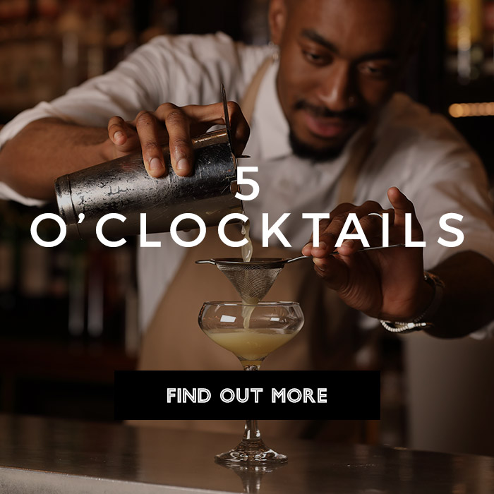 5 o'clocktails at All Bar One Sheffield