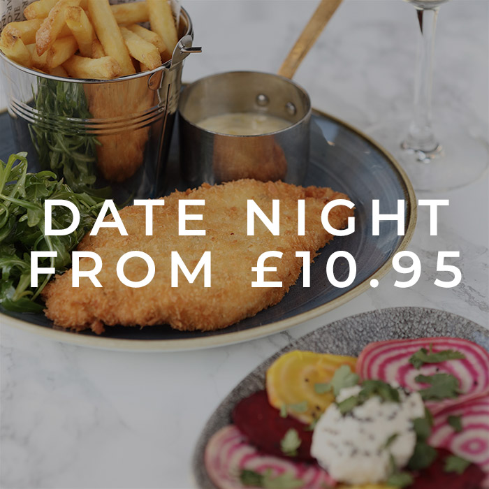 Date night at All Bar One Glasgow