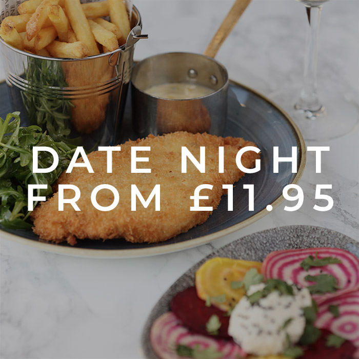 Date night at All Bar One Byward Street
