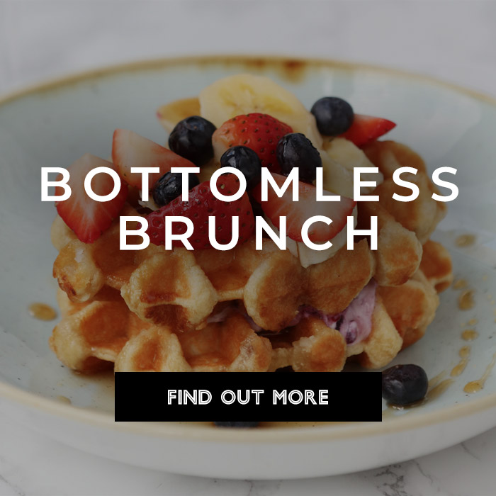 Bottomless Brunch at All Bar One Sutton