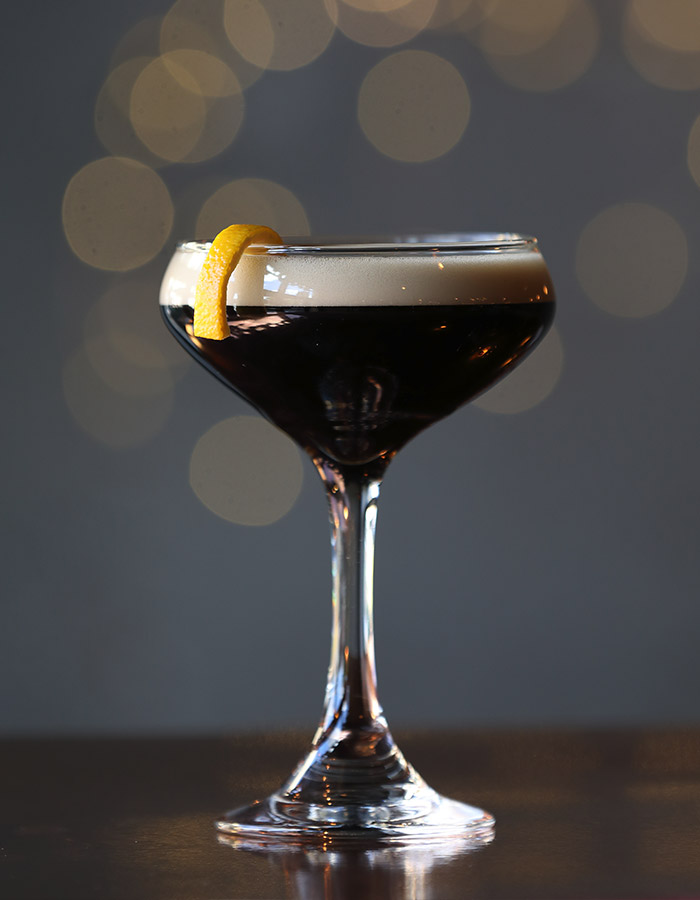 Choc Orange Espresso Martini