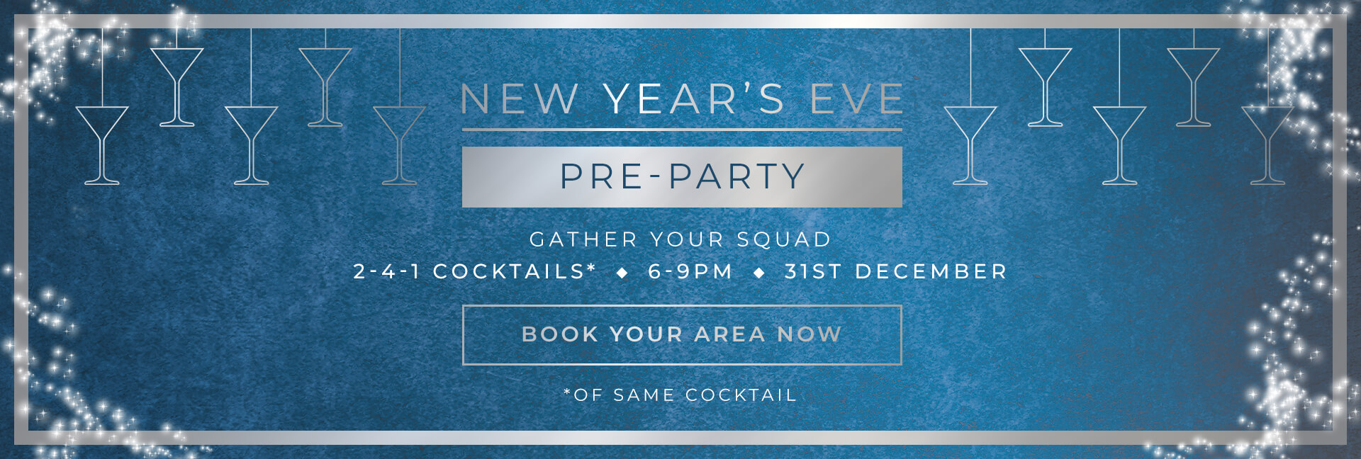 Christmas at All Bar One Norwich
