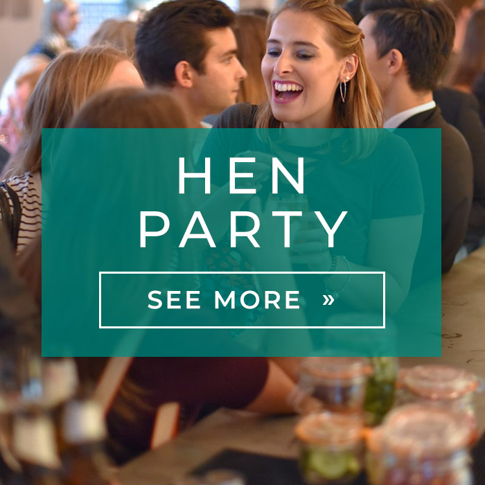 Hen Party at All Bar One