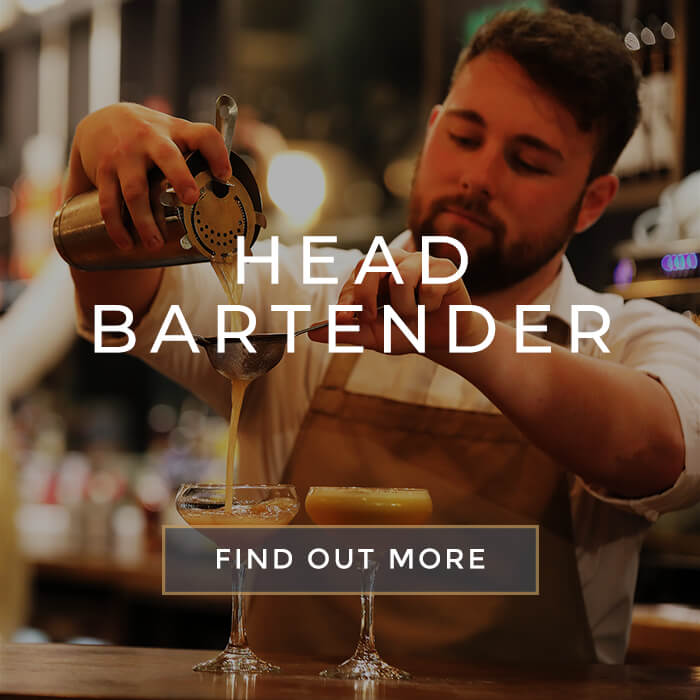 Head Bartender at All Bar One