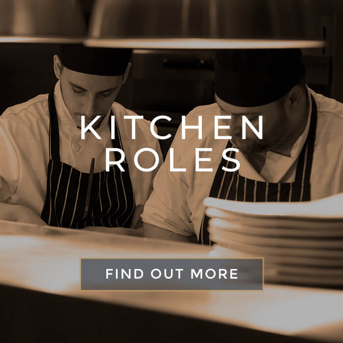 Kitchen Roles at All Bar One