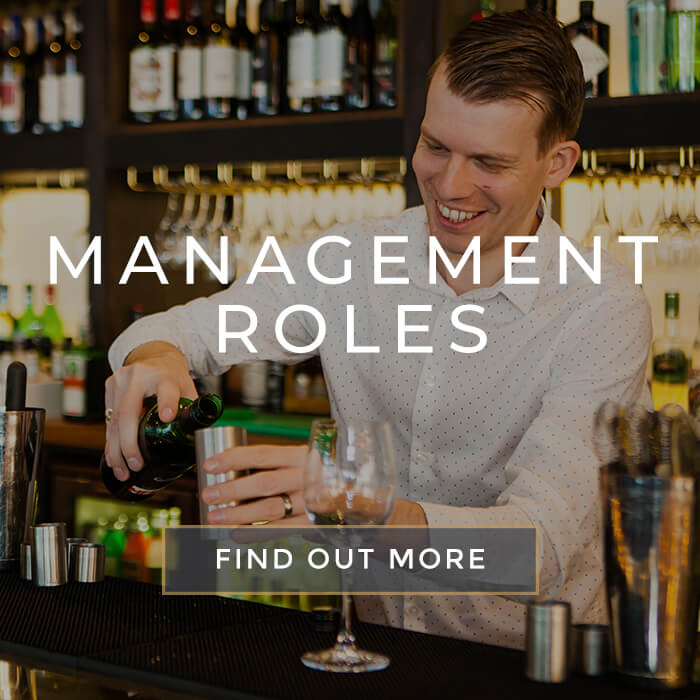Management Roles at All Bar One