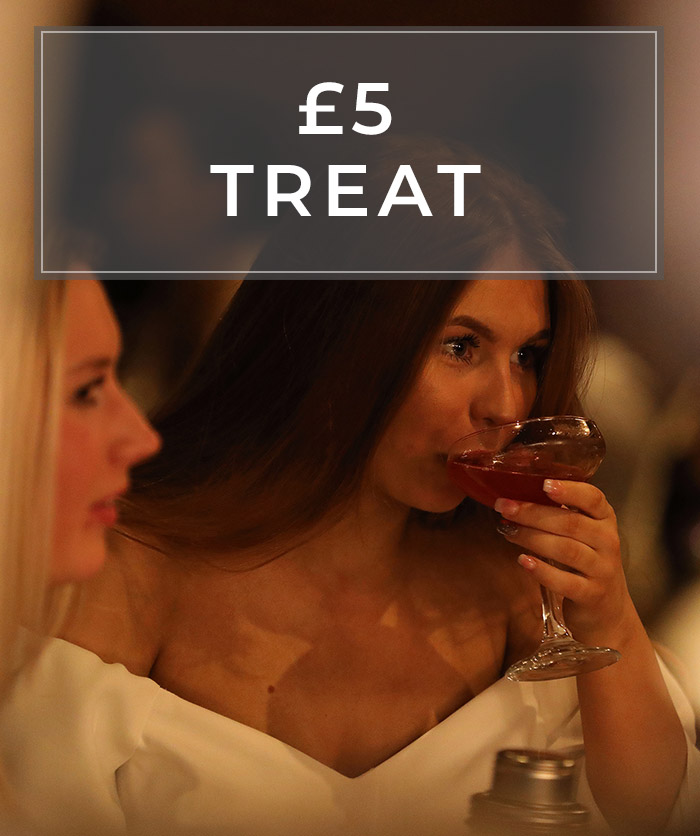 £5 treat when you sign up