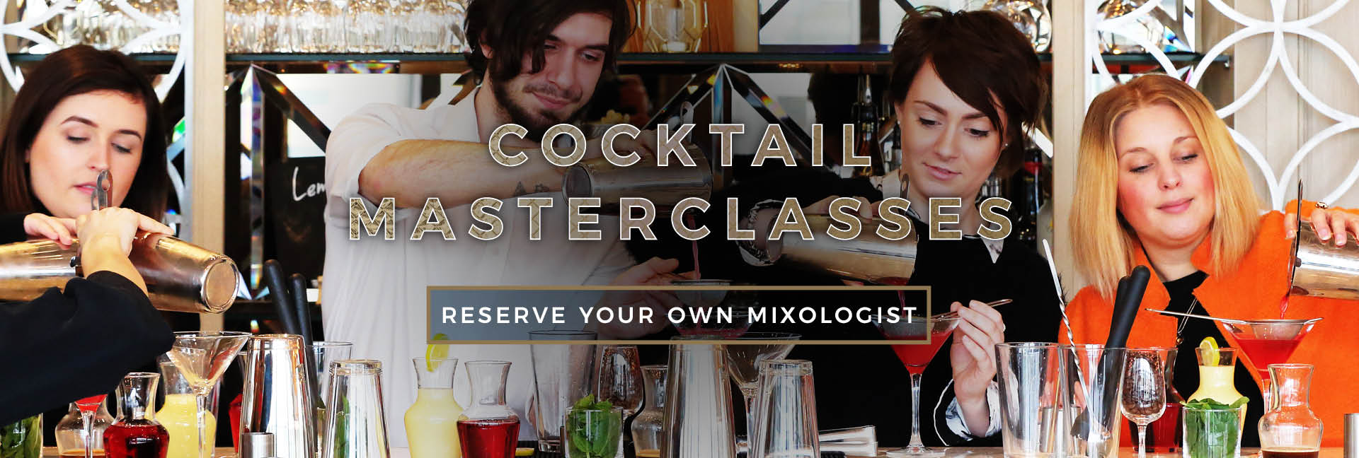 Cocktail Masterclass at All Bar One