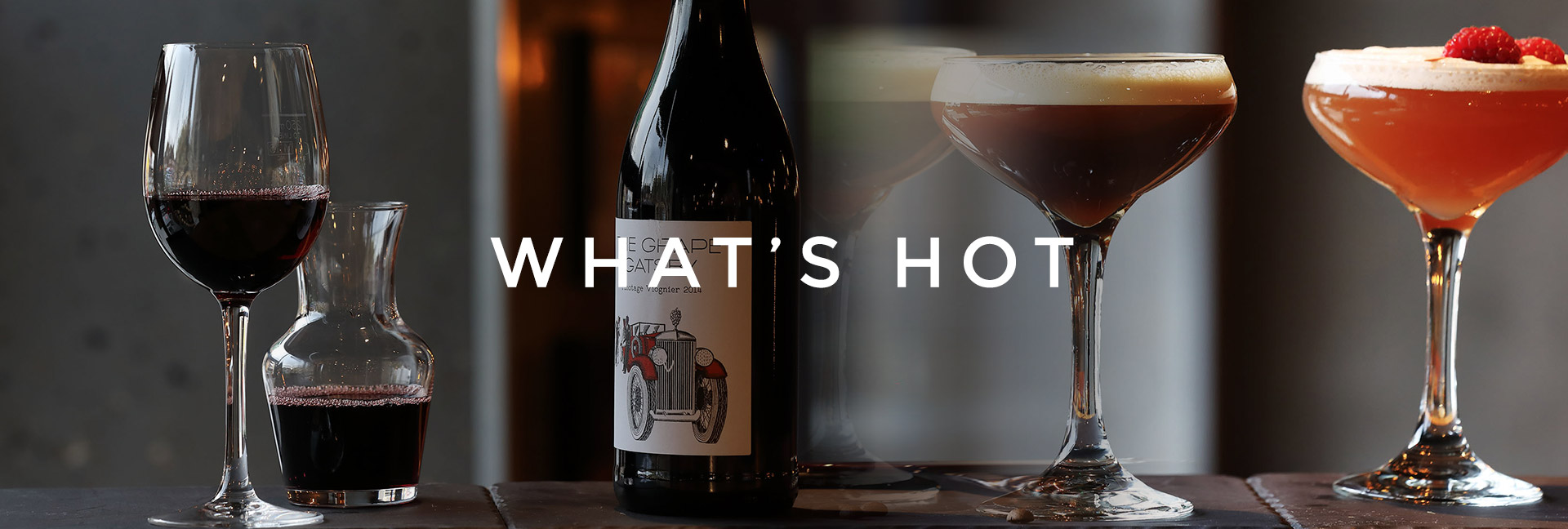 What's Hot at All Bar One New Street Station