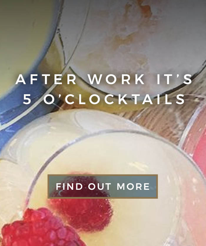 5 O'clocktails at All Bar One Wimbledon - Book now