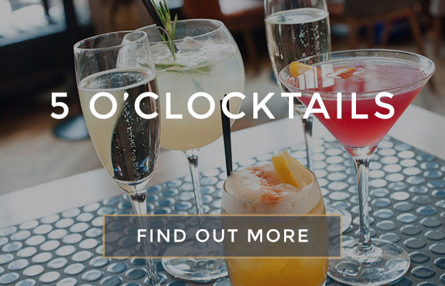 5 o'clocktails at All Bar One Euston Square