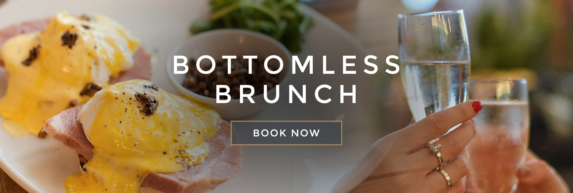 Bottomless Brunch at All Bar One Canary Wharf - Book now
