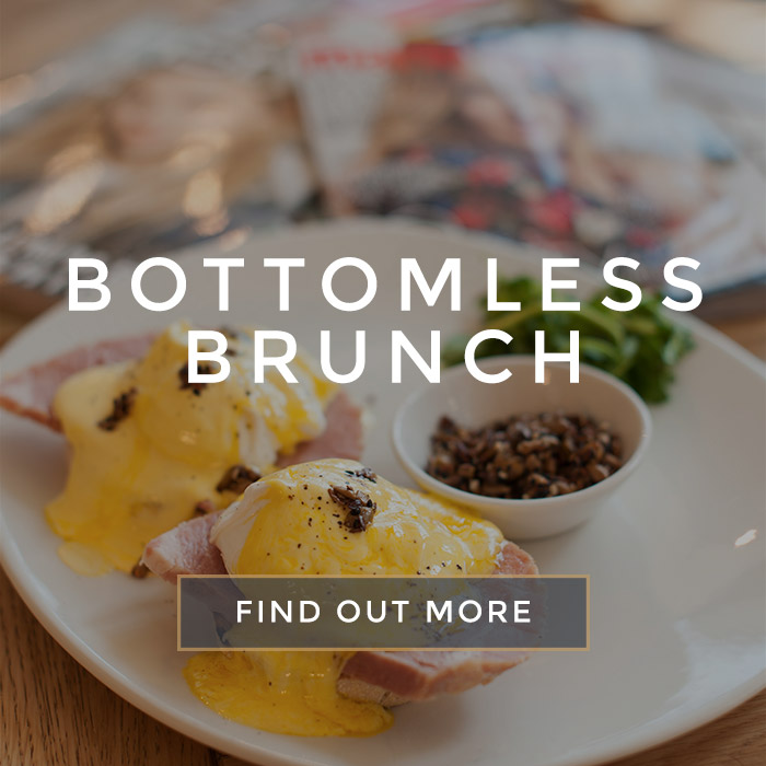 Bottomless Brunch at All Bar One Chiswell Street
