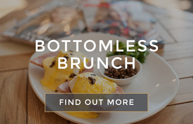 Bottomless Brunch at [outlet]