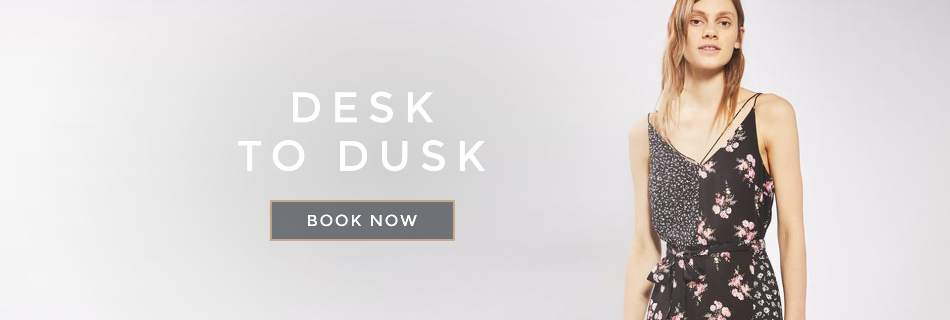 Desk to Dusk at [outlet] - Book your table