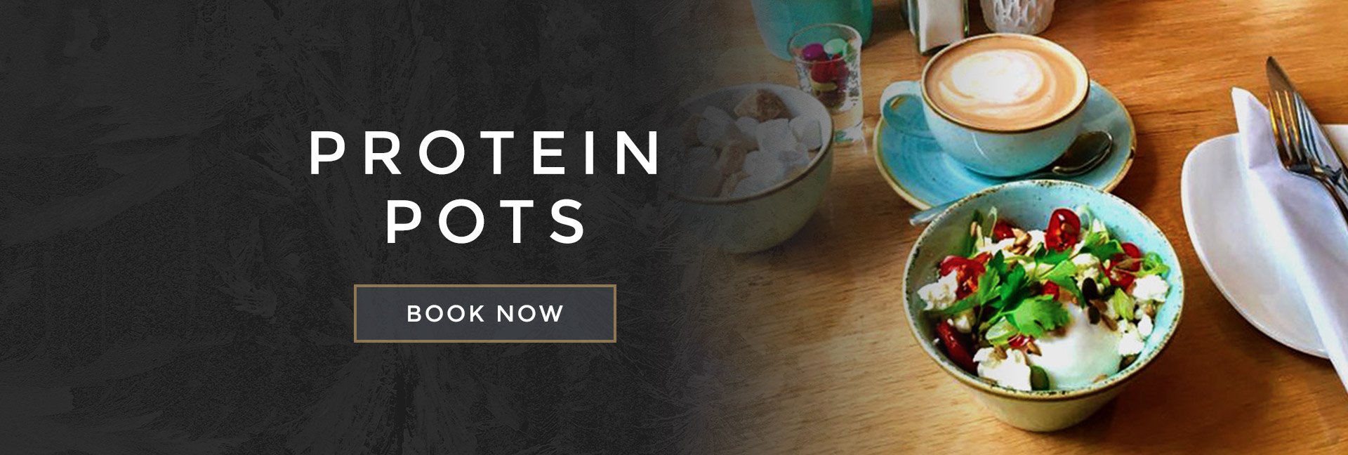 Protein pots at All Bar One Byward Street - Book your table