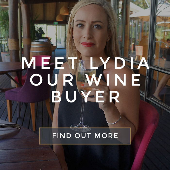Meet Lydia, our wine buyer at [outlet]