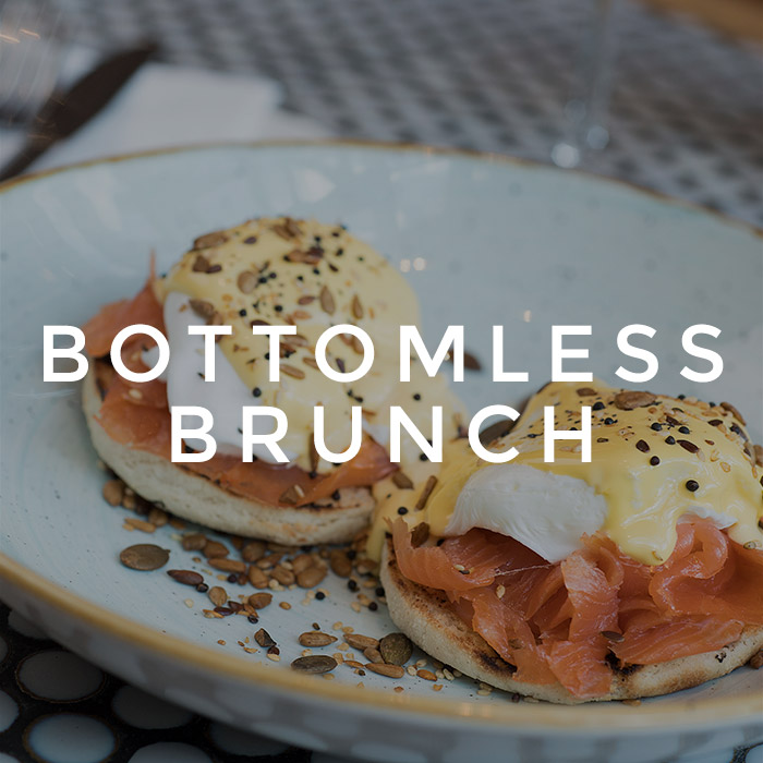 Bottomless Brunch at All Bar One Millennium Square Leeds