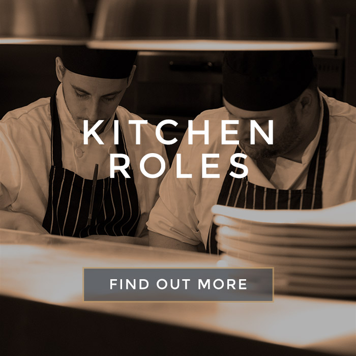 Kitchen Roles at All Bar One The O2