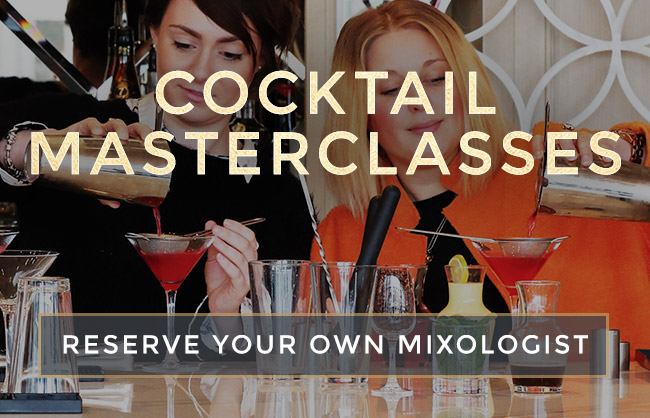 Cocktail masterclasses at All Bar One Brighton
