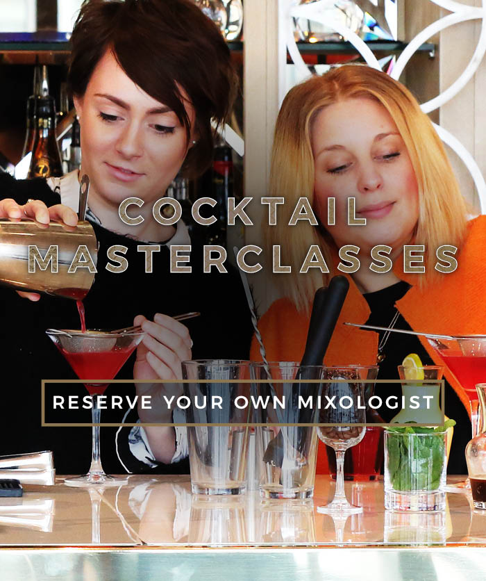 Cocktail masterclasses at All Bar One GeorgeSt Edinburgh