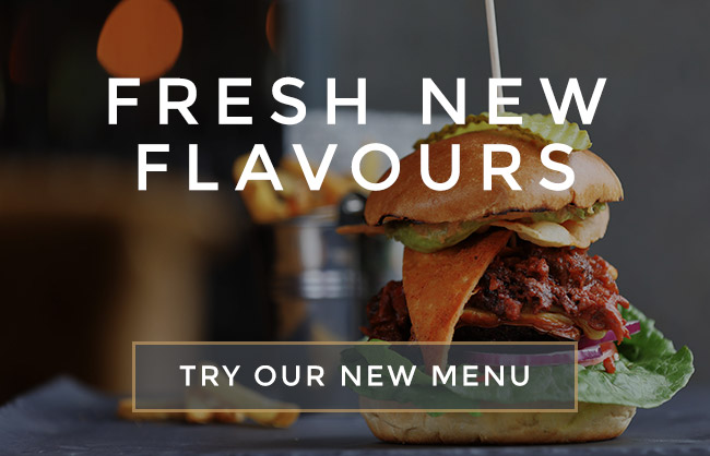 Fresh new flavours at All Bar One