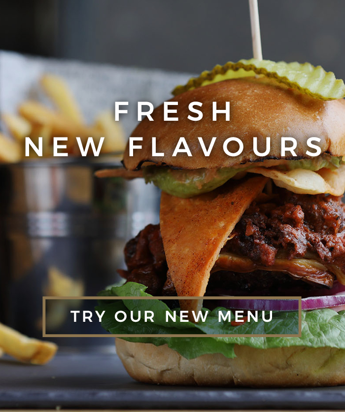 Fresh new flavours at All Bar One Byward Street