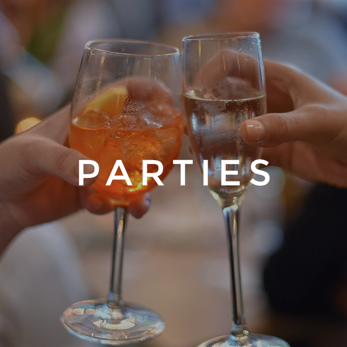 Parties at All Bar One Bishopsgate