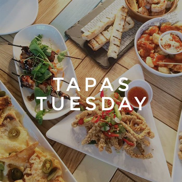 Tapas Tuesday at All Bar One