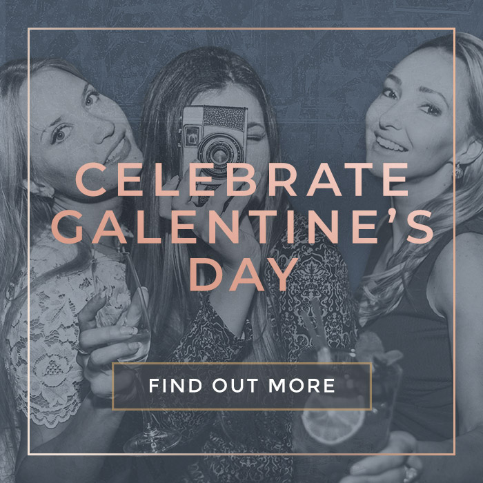 Galentine's Day at All Bar One New Street Station