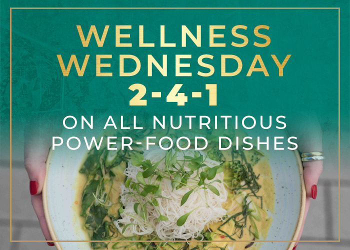 Wellness Wednesday at All Bar One