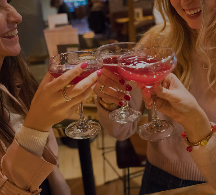 Enjoy our small plates this Galentine's Day