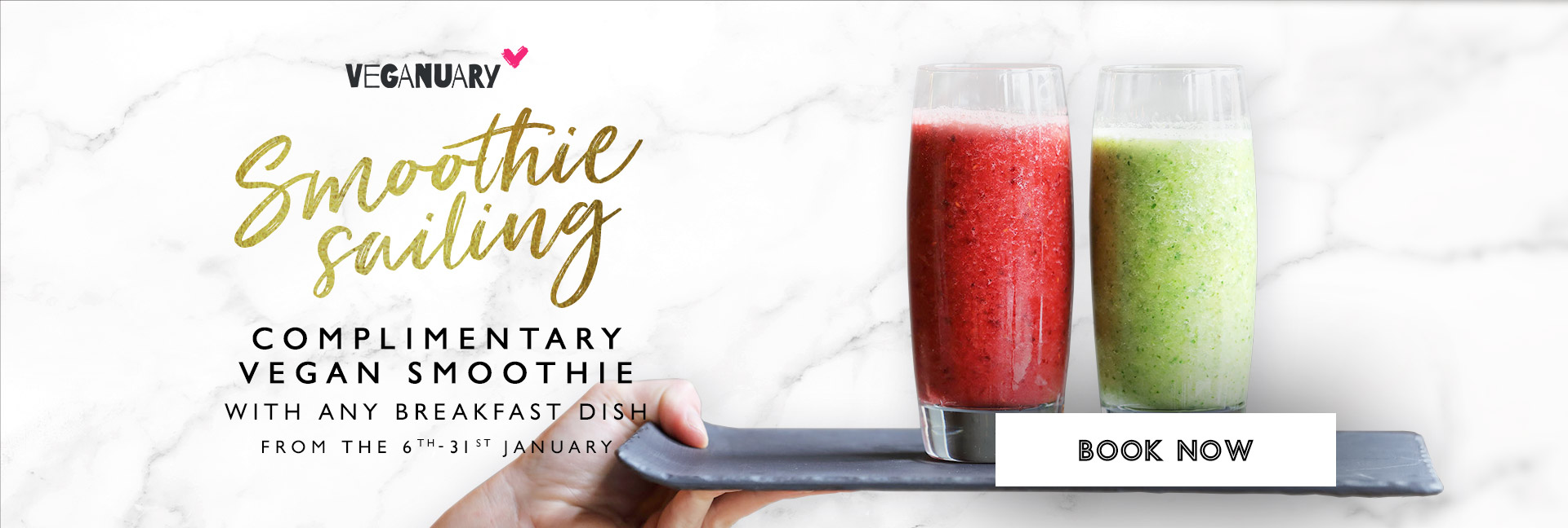 Free Smoothie Offer at All Bar One Picton Place