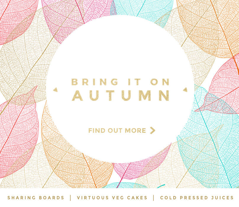 Bring it on Autumn - All Bar One Cannon Street