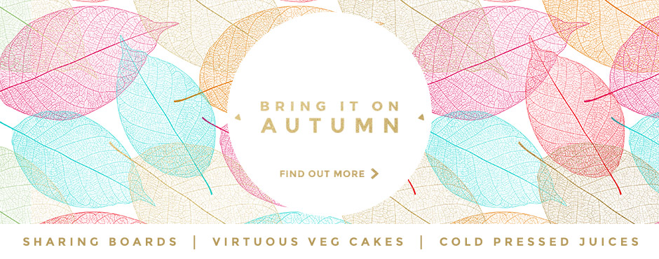 Bring it on Autumn - All Bar One Brindleyplace